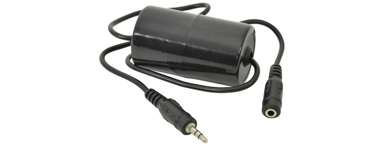 Avlink Ground Loop Isolator / Hum Eliminator MiniJack