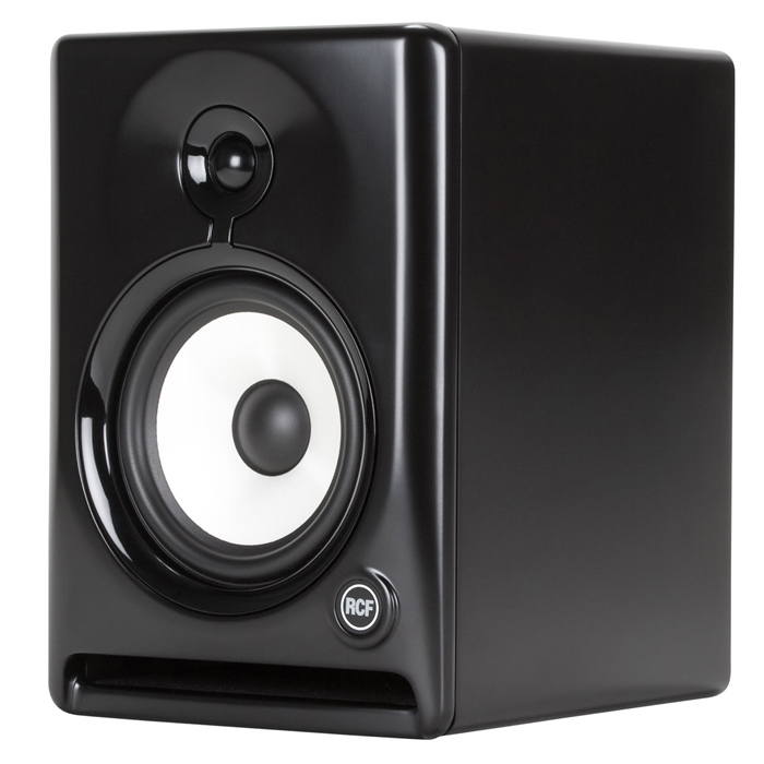 PAIR of RCF Ayra 6 Studio Monitor Speakers 150W + Free Cables