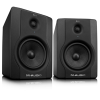 M-Audio BX8 D2 130W Bi-Amplified Studio Monitors (Pair)