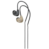 Citronic - Dual drive In-Ear Monitor earphones (Bronze)