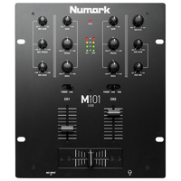 Numark M101USB 2Channel Mixer
