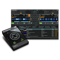 N.I. Traktor Audio 2 Mk2 2-Channel DJ Audio Interface