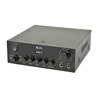 QTX KAD-2 Compact Digital stereo amplifier