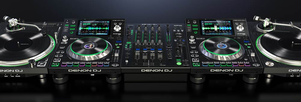 Denon DJ Prime Series SC5000 X1800