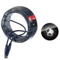 DMX 3 Pin 15m Stagg Cable