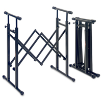 Keyboard/Mixer Stand Stagg MXS-A3 Collapsible