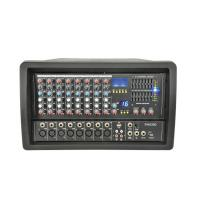 Qtx Powered Mixer Moulded PA Head 2 x 150W