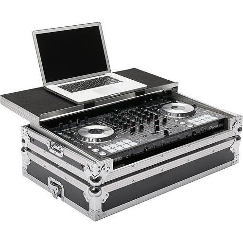 Magma Flight Case + Control Station for Pioneer DDJ-SX/SX2/RX