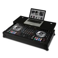 UDG Ultimate Flight Case for Pioneer DDJ-SZ + Laptop Shelf
