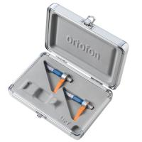 Ortofon Concorde MkII DJ Twin Pack Orange