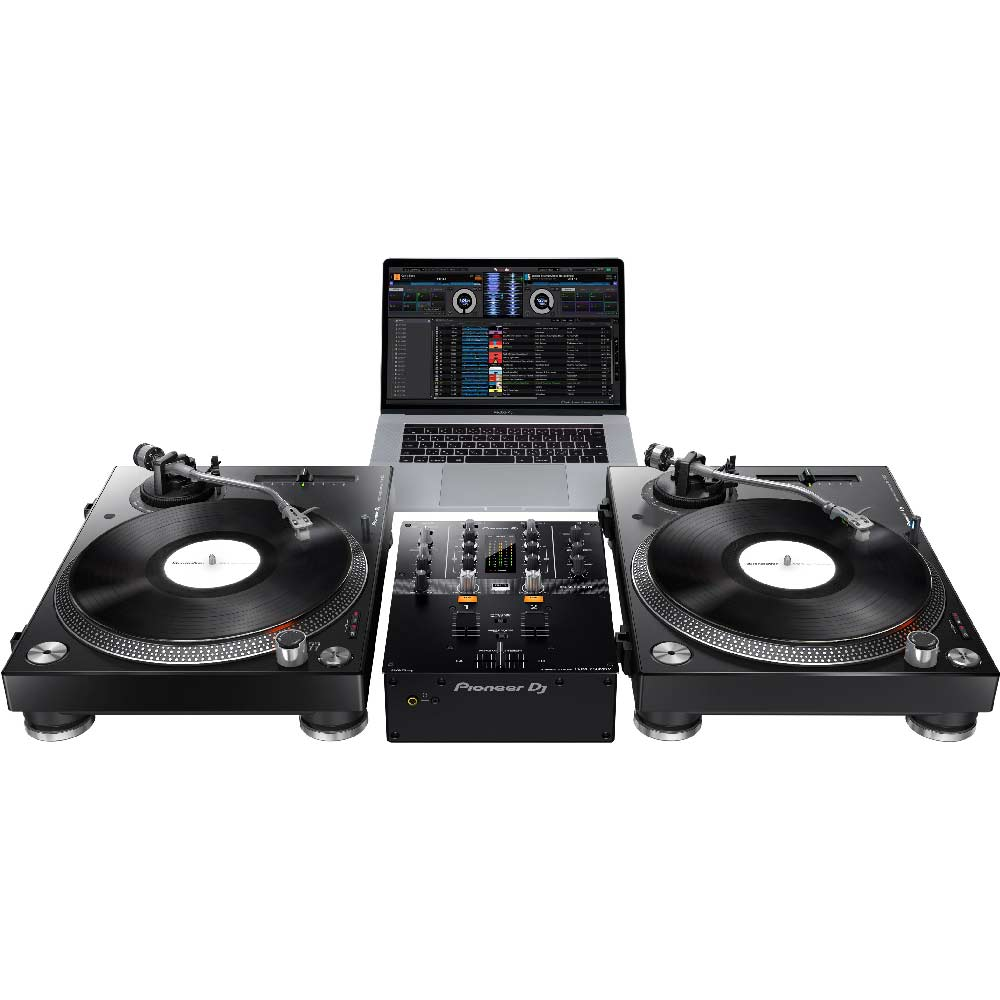 computer not included! - Pioneer DJ PLX-500 & DJM-250MK2 Bundle