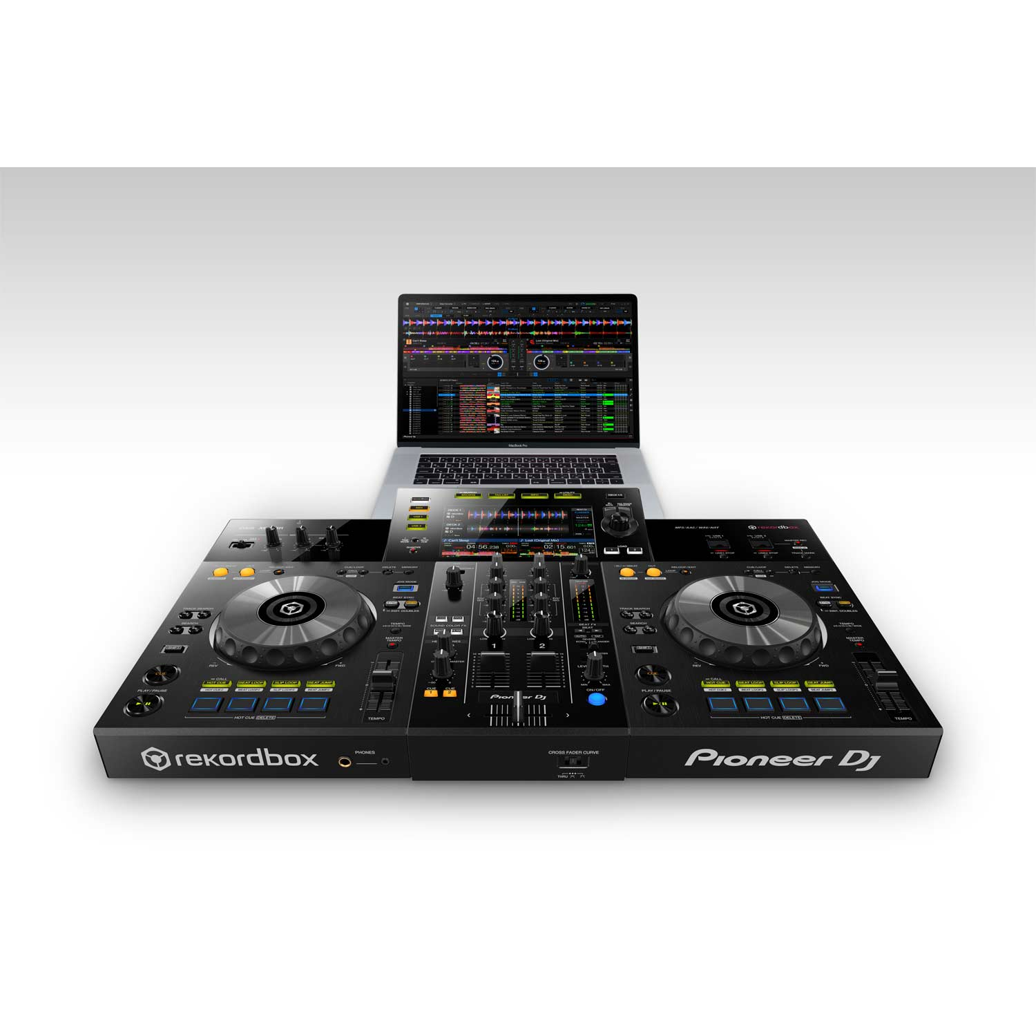 computer not included - Pioneer XDJ-RR Controller USB/Midi Player