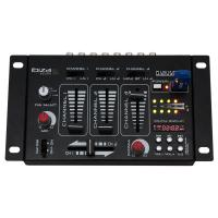 Ibiza Sound DJ21USB 4-Channel Mini Mixer with USB & BT