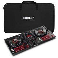 Numark Mixtrack Platinum FX + Protekt Hard Bag