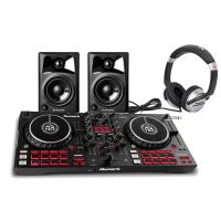 Numark Mixtrack Pro FX AV32 Headphone bundle
