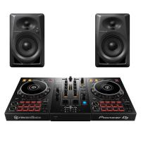 Pioneer DDJ-400 Rekordbox Djay Controller + DM-40 speakers