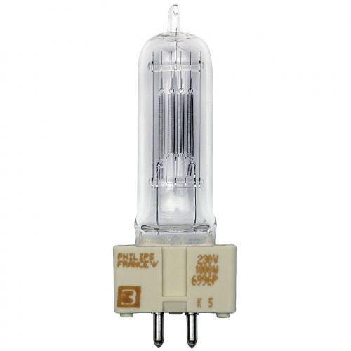 GE T19 240V//1000W GX-9,5 750h Longlife