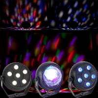 Party-TriFX LED Light Set - RGB par, Strobe, Astro