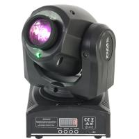 Ibiza Light LED Spot Moving Head w/Green Lazer 30MW