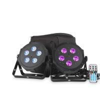 ADJ VPAR PAK - 2x LED Pars, Remote + Bag
