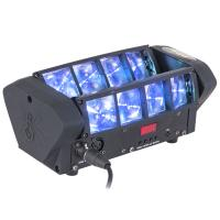 Ibiza Sound Spider LED Light Effect