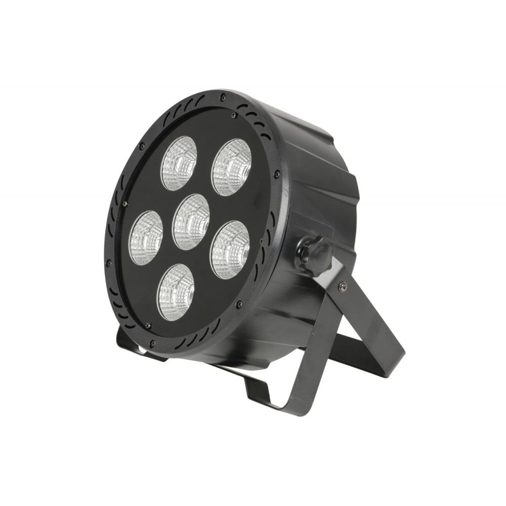 Qtx PAR64 High Power 3-in-1 LED Plastic
