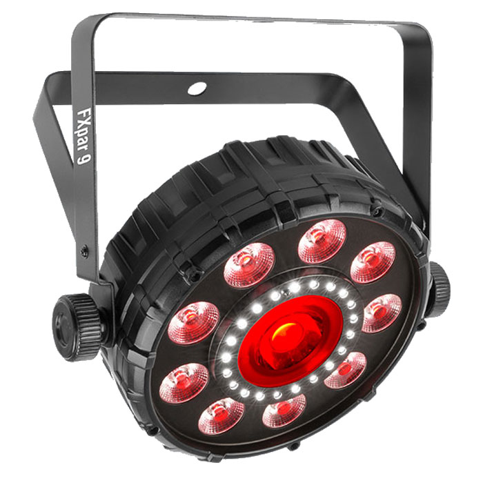 Chauvet FXpar 9 Par Can Uplighter