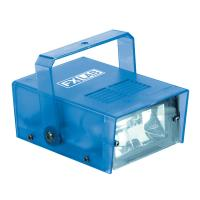 FX LAB Mini Strobe Blue 14W Plastic