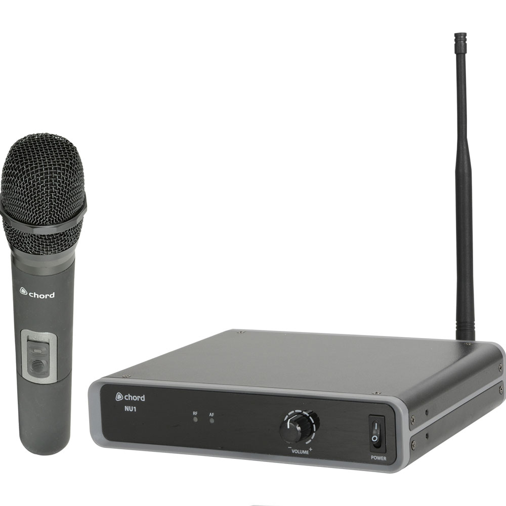 Handheld Wireless Microphone UHF 863.1MHz