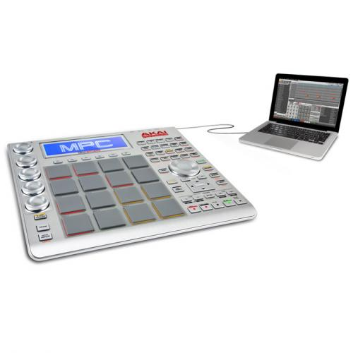 Laptop not included - Akai MPC Studio Music Production Controller