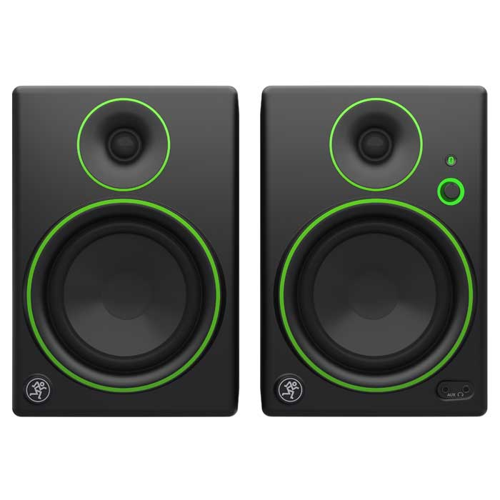 "Mackie CR5BT Pair 5"" Active Studio Monitor Speakers"