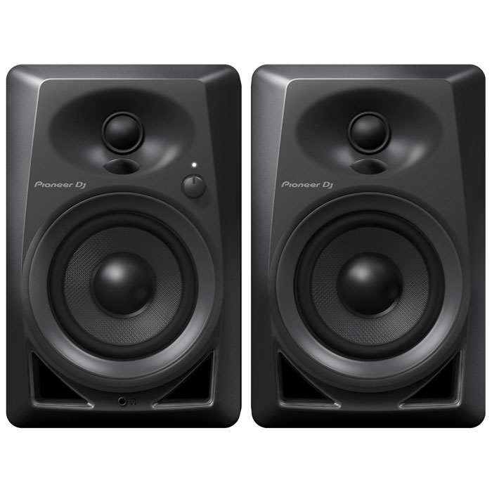 "Pioneer 4"" DM-40 Studio Monitor Speakers (Pair)"