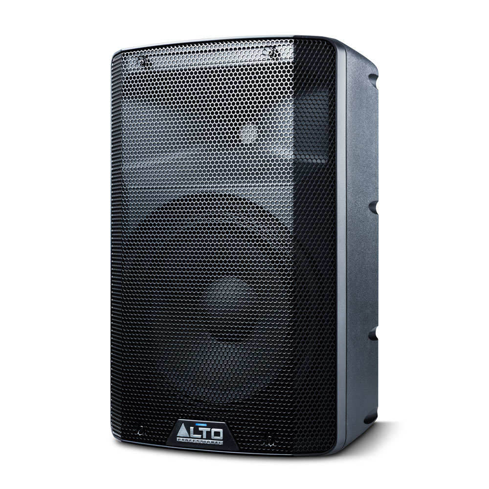 PAIR of Alto TX210 Speakers 600W + Free Stands and Cables
