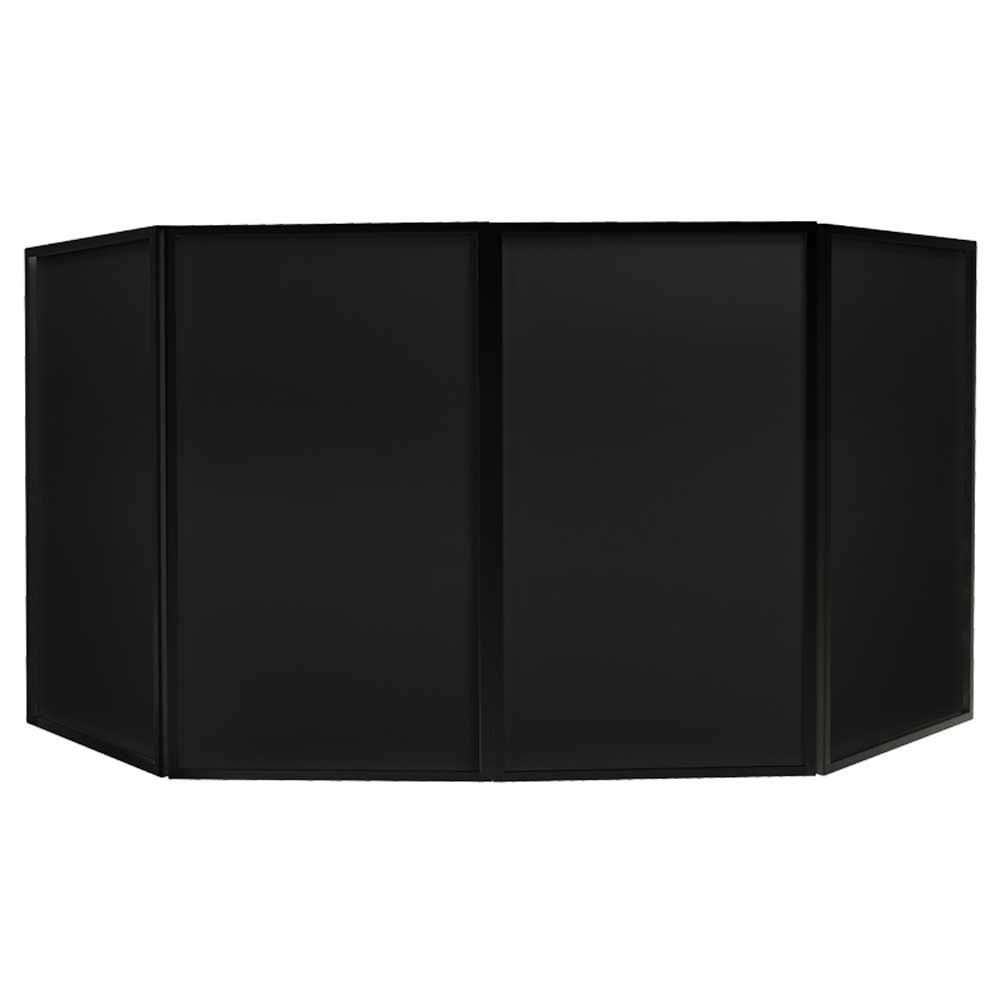 Equinox Foldable DJ Screen (Black) + bag