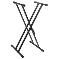 Keyboard Stand double braced self-assembly TEK audio KS330