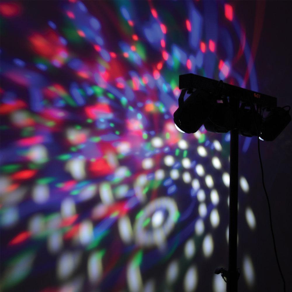 ... Qtx LED Effects Lighting Bar u0026 Stand with ...  sc 1 st  Clubtek & Qtx LED Effects Lighting Bar u0026 Stand with Bag - Lighting Sets - DJ ...