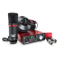 Focusrite Scarlett Solo Studio (2nd Gen) Audio Interface